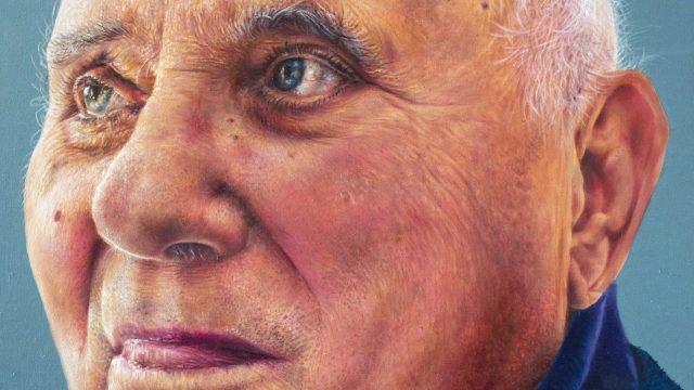Come dipingere un ritratto in stile iperrealista