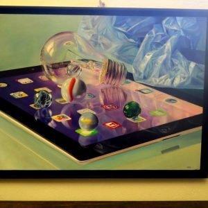 giochi-opera di Bernardo Ariatta-maestri iperrealisti italiani